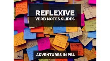 Reflexive Verb notes