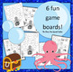 Reflexive Verbs: Spanish Vocabulary Game ~ Octopus On Guard