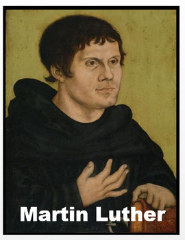 Martin Luther + Assessments