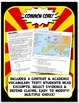 Reformation Quiz & Test Common Core Writing & Literacy