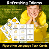 Refreshing Idioms Task Cards