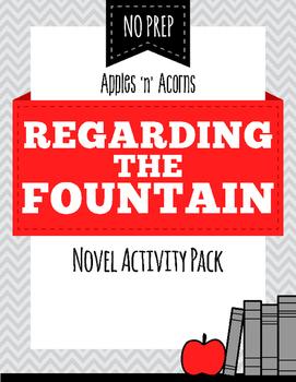 Regarding the Fountain