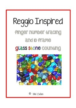 Reggio Inspired Number Formation and Counting Activity