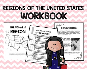 Region of the United States Packet - Midwest