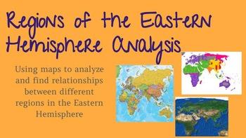 Regions of the Eastern Hemisphere