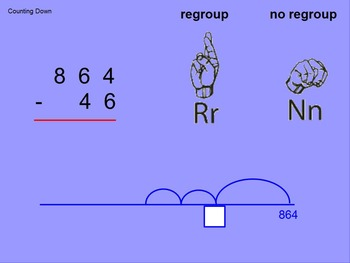 Regroup or No Regroup Subtraction