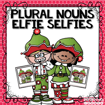 Regular and Irregular Plural Noun Selfie Cards