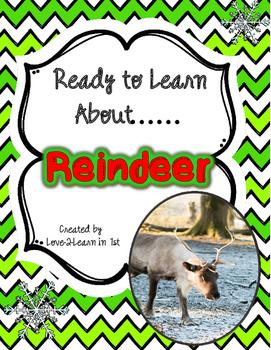 Reindeer Close Reading