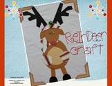 Reindeer Craftivity: Flash Freebie