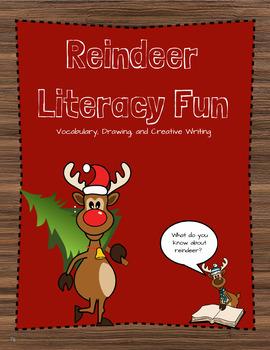 Reindeer Literacy And Creative Writing Fun!