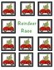 Reindeer Math and Literacy Mini Bundle