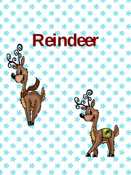 Reindeer Reading