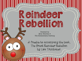 Reindeer Rebellion Freebie
