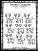 Reindeer Roundup! Speech and Language Activities