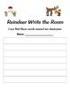 Reindeer Write the Room