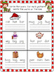 Reindeer and Elves in Kindergarten * Literacy and Math Activities