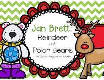 Reindeer and Polar Bears with Jan Brett!