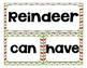 Reindeer! {Craft and Writing}