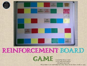Reinforcement Game Board