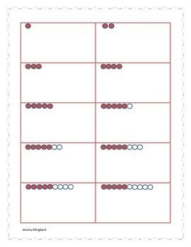 Rekenrek (Arithmetic Rack) & 10 Frame Addition and Subtrac