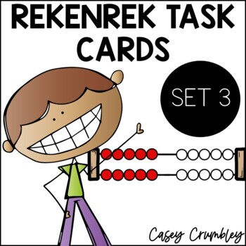 Rekenrek Task Cards Set 3