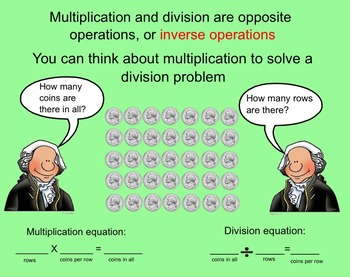 Relate Multiplication and Division-Smart board Activity-3r