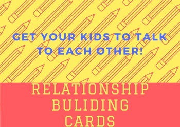 Relationship Builder Cards