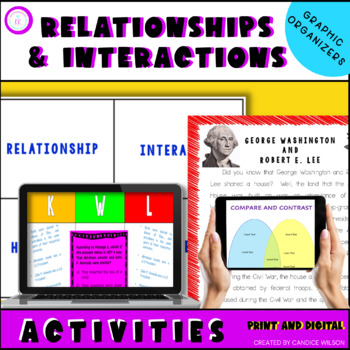 Relationships and Interactions - FSA/Common Core Aligned
