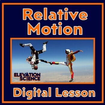 Relative Motion: One Lesson to introduce relative motion a