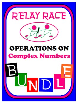 Relay Race - Bundle Operations on Complex Numbers