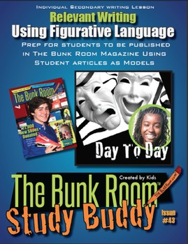 Relevant Secondary Writing: Using Figurative Language