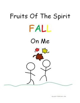 """Fruits of the Holy Spirit"" Fall Art Project"