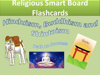 Religion Flash Cards-Hinduism, Buddhism and Shintoism-edit
