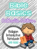 Religion Interactive Notebook: Bible Basics - Catholic Edition