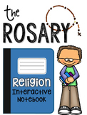 Religion Interactive Notebook: The Rosary