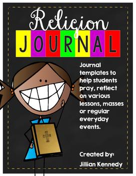 Religion Journal Templates