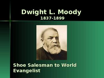 Religion - Key Figures - Dwight L Moody