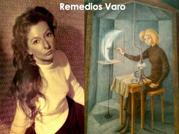 Remedios Varo in Spanish - El surrealismo - AP Spanish - B