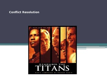 Remember the Titans - Powerpoint