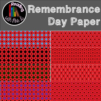 Remembrance Day Paper