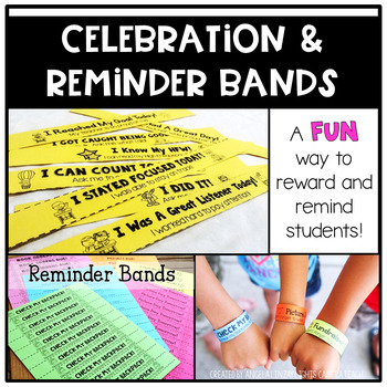 Reminder and Celebration Bands: A Growing Resource with FR