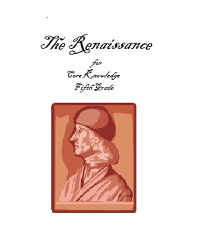 Renaissance Core Knowledge Supplemental Worksheets