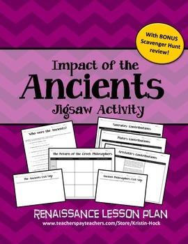 Renaissance - Impact of the Ancients Jigsaw