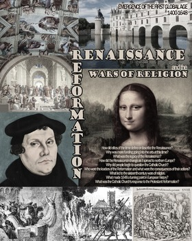 Renaissance, Reformation, and the Wars of Religion Poster