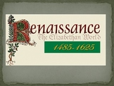 Renaissance, Shakespeare, Tudors, Elizabeth Notes
