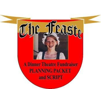 Renaissance Style Feaste Fundraiser Full Planning Packet a