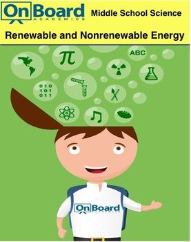 Renewable and Nonrenewable Energy-Interactive Lesson