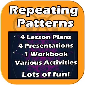 Repeating Patterns - 4 Lesson Unit of Work. Computer Scien