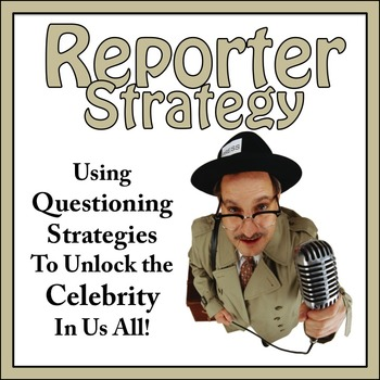 Questioning Strategies:  PowerPoint Reporter Game