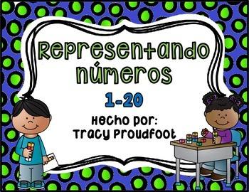 Representando números 1- 20